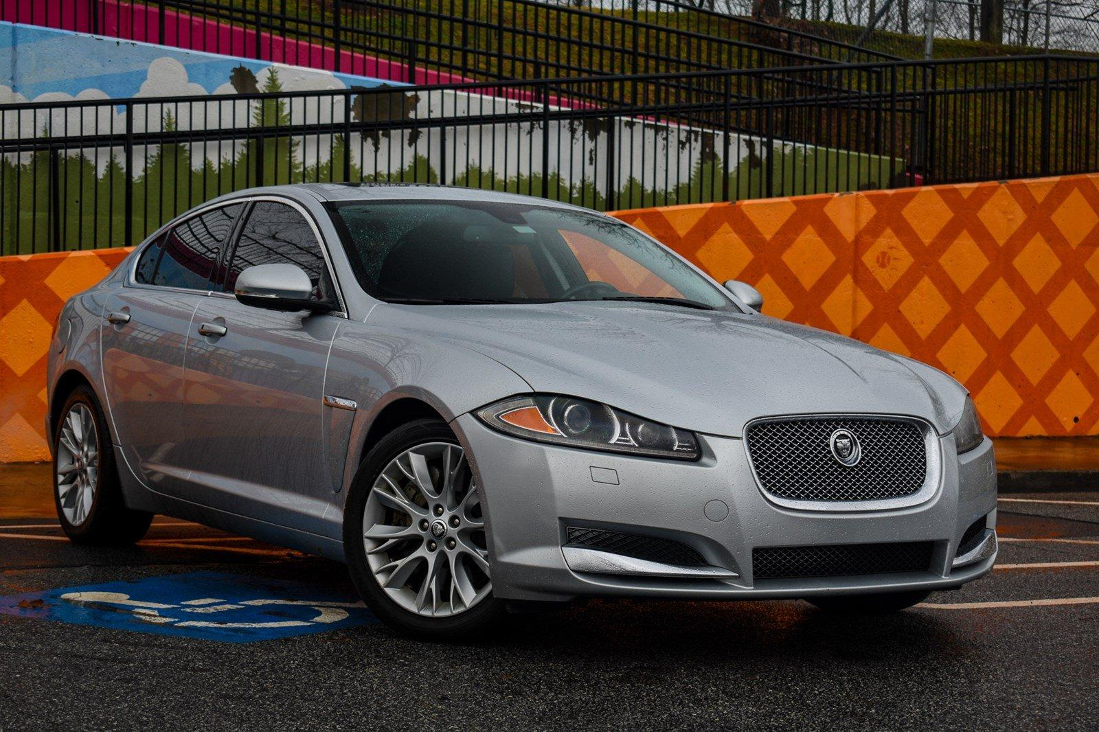 Used 2013 Jaguar XF Supercharged | Sandy Springs, GA