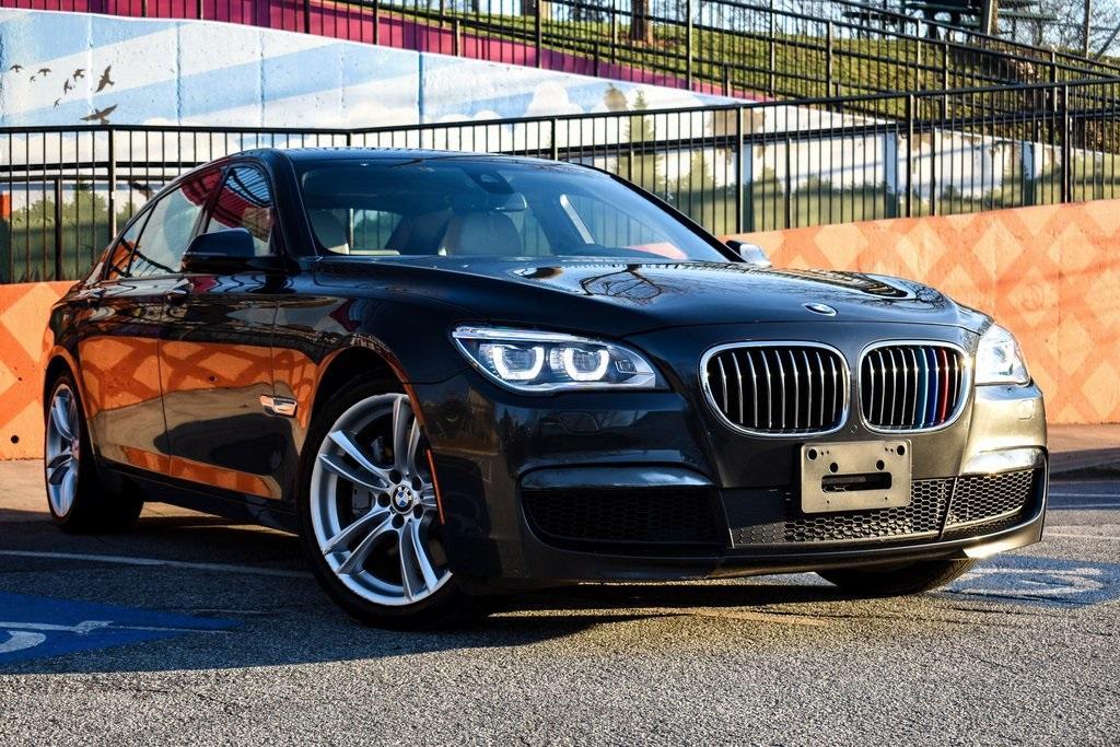 Used 2015 BMW 7 Series 750Li   Sandy Springs, GA