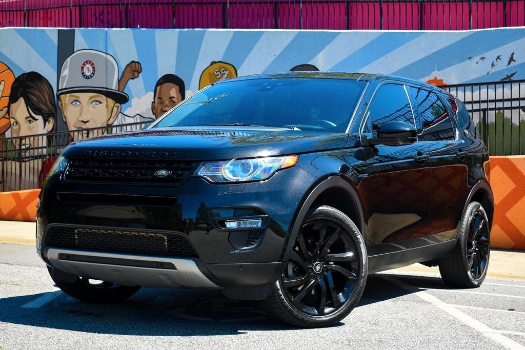 2015 Land Rover Discovery Sport Hse Stock 542378 For Sale Near Sandy Springs Ga Ga Land Rover Dealer
