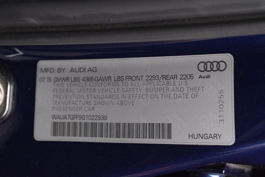 Used 2016 Audi A3 1.8T Premium | Sandy Springs, GA