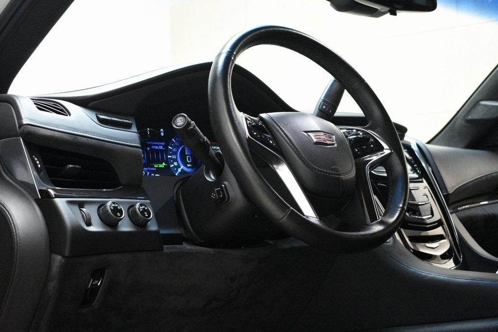 Used 2017 Cadillac Escalade ESV Platinum Edition | Sandy Springs, GA