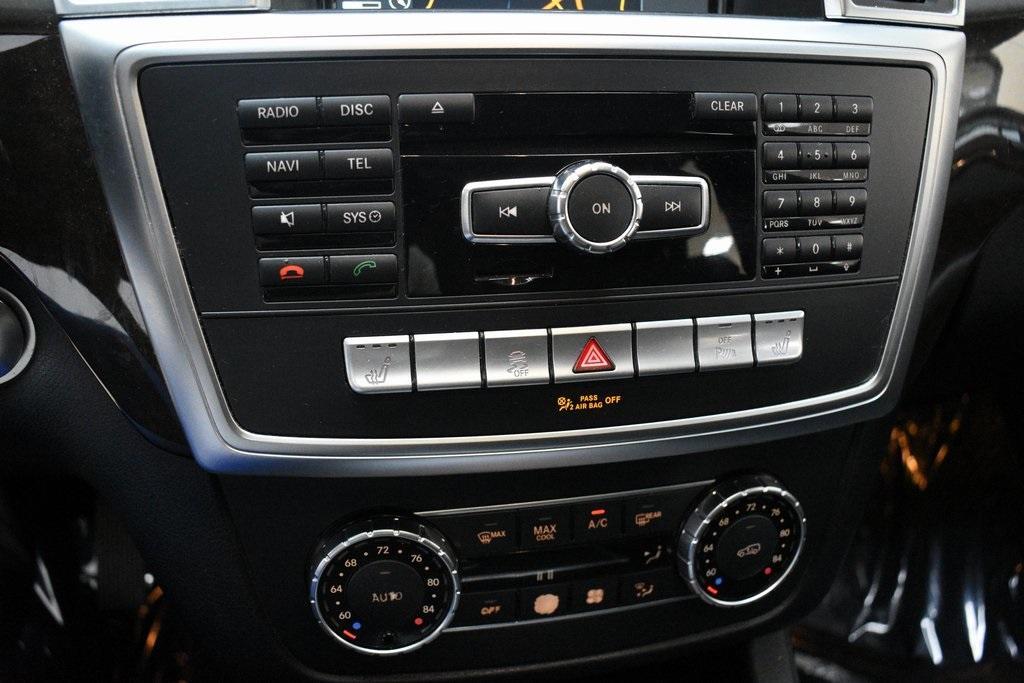 Used 2015 Mercedes-Benz GL-Class GL 350 | Sandy Springs, GA