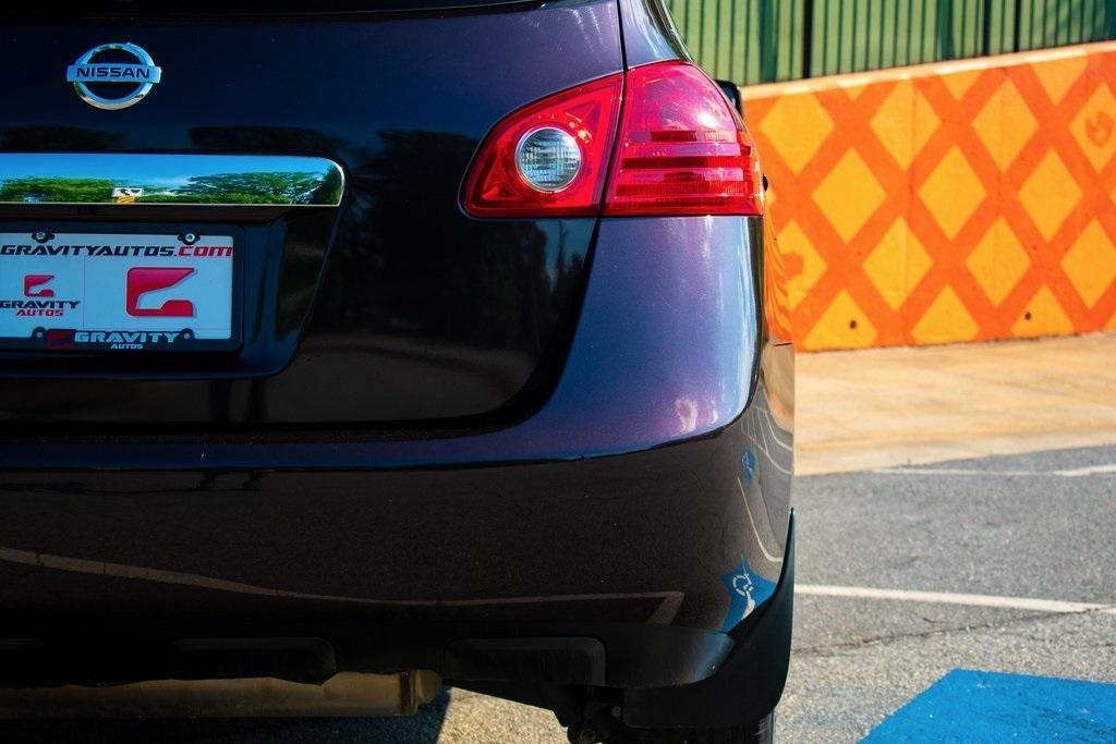 Used 2015 Nissan Rogue Select S | Sandy Springs, GA
