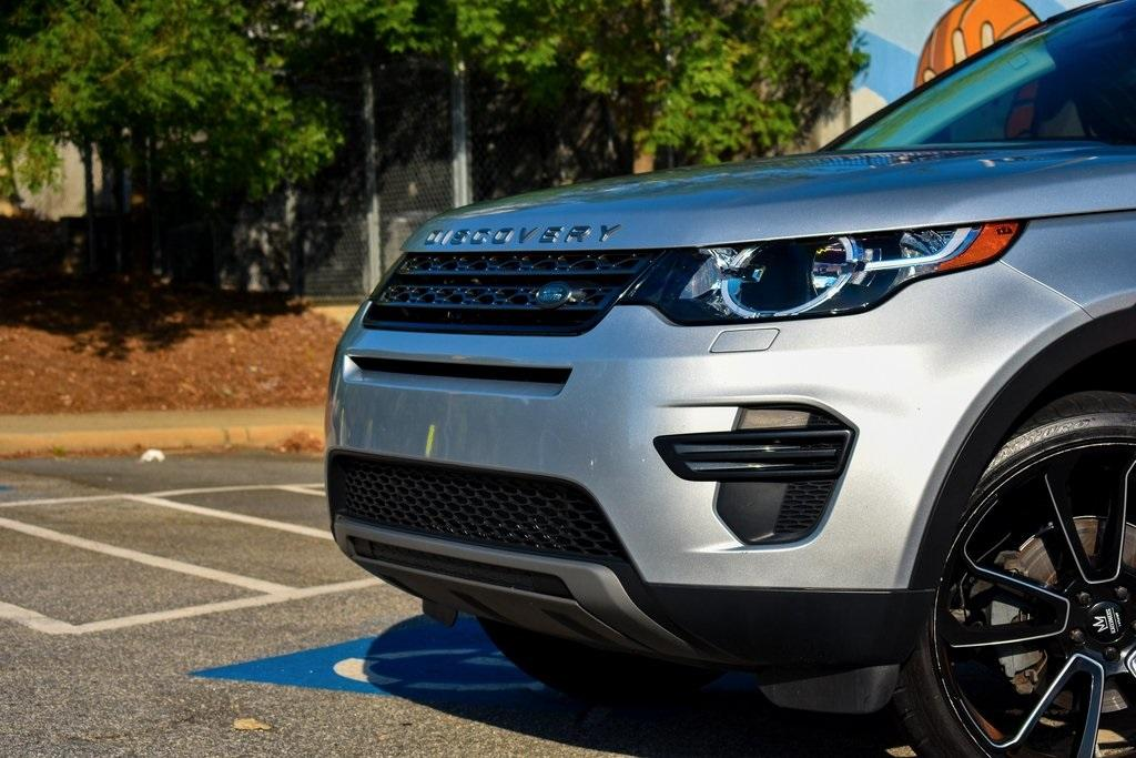 Used 2016 Land Rover Discovery Sport SE | Sandy Springs, GA