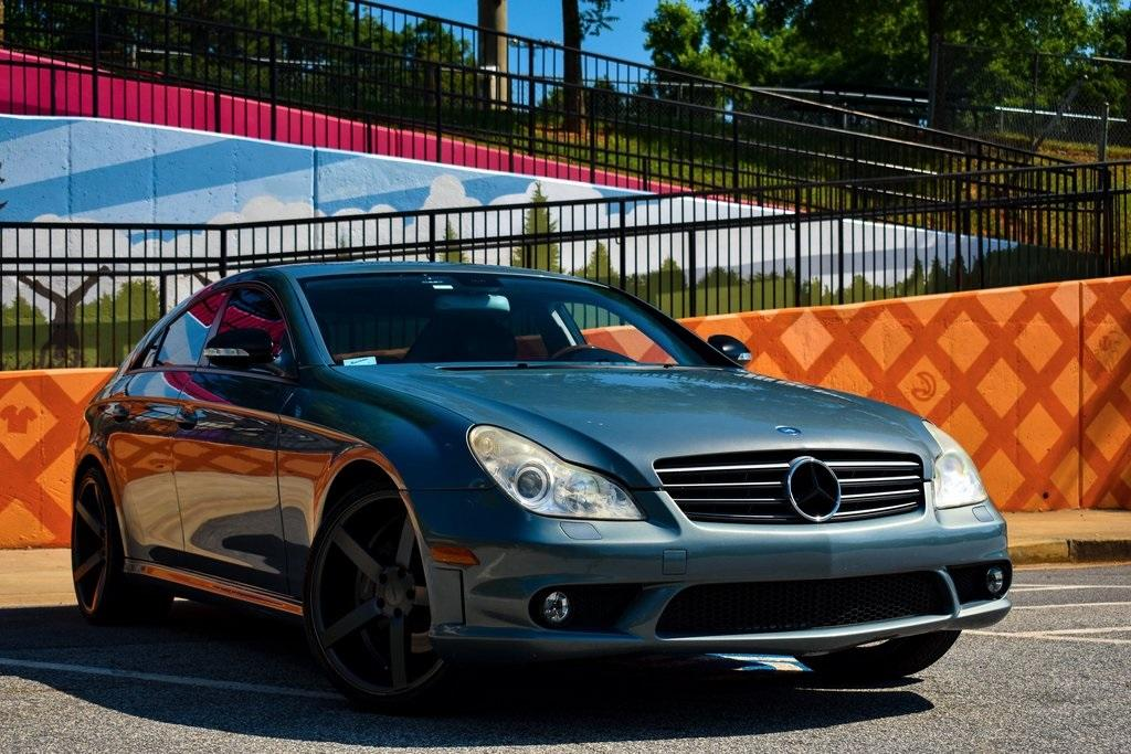 Used 2006 Mercedes-Benz CLS CLS 500 | Sandy Springs, GA