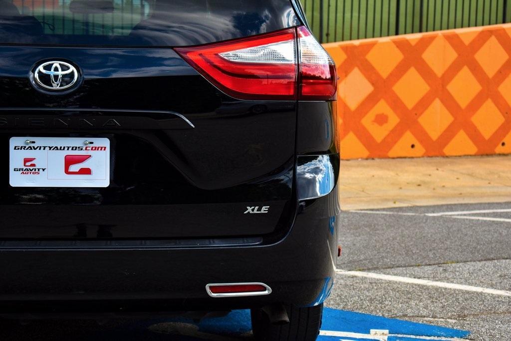 Used 2016 Toyota Sienna XLE | Sandy Springs, GA