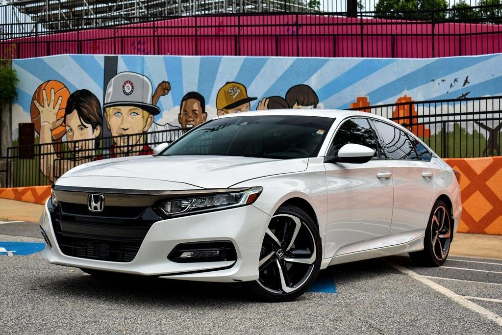 Honda Accord For Sale Near Me >> 2018 Honda Accord Sport Stock # 124324 for sale near Sandy Springs, GA | GA Honda Dealer