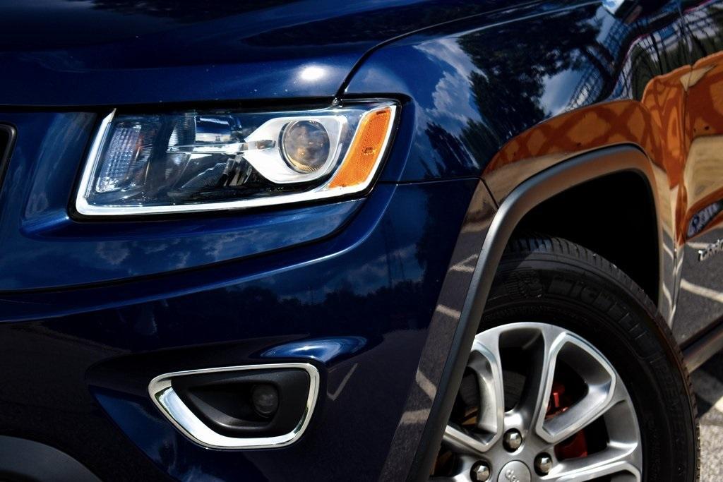 Used 2016 Jeep Grand Cherokee Limited | Sandy Springs, GA