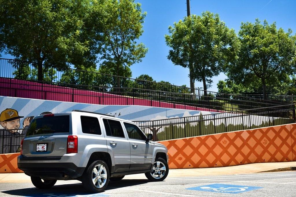 Used 2015 Jeep Patriot Latitude | Sandy Springs, GA