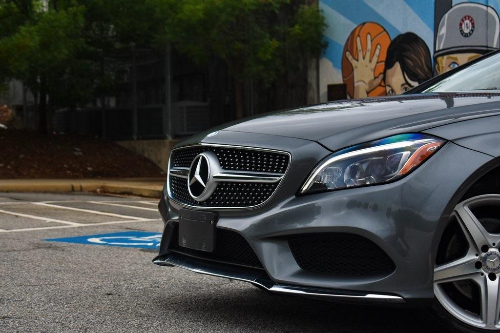 Used 2016 Mercedes-Benz CLS CLS 400 | Sandy Springs, GA