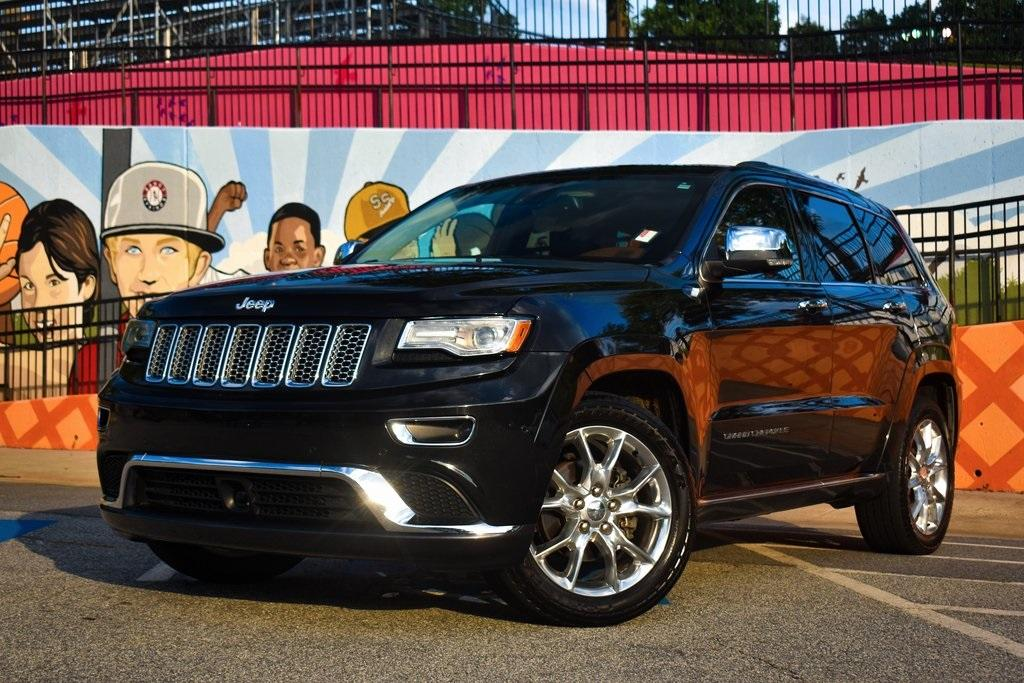 Used 2015 Jeep Grand Cherokee Summit | Sandy Springs, GA