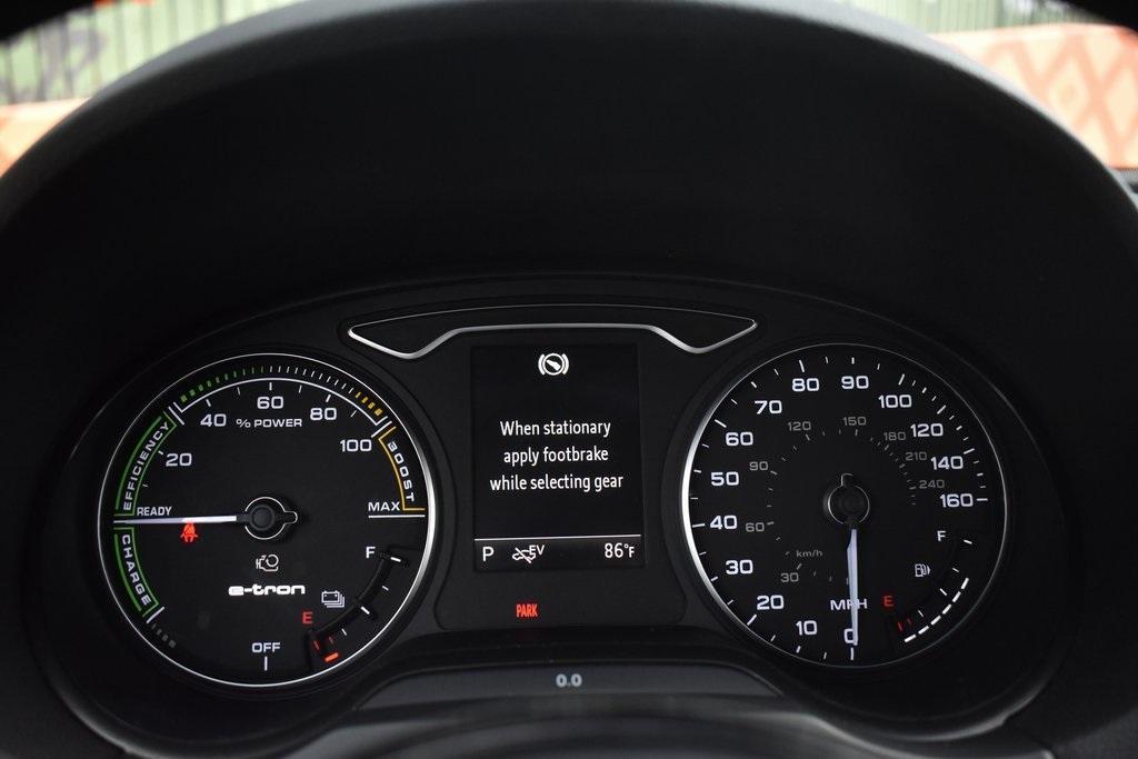 Used 2016 Audi A3 e-tron 1.4T Premium | Sandy Springs, GA