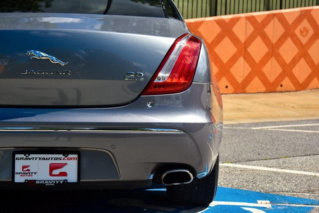 Used 2014 Jaguar XJ XJL Portfolio | Sandy Springs, GA