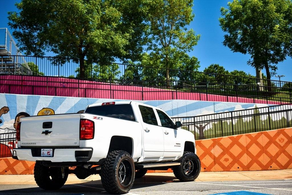 Used 2017 Chevrolet Silverado 1500 LT | Sandy Springs, GA