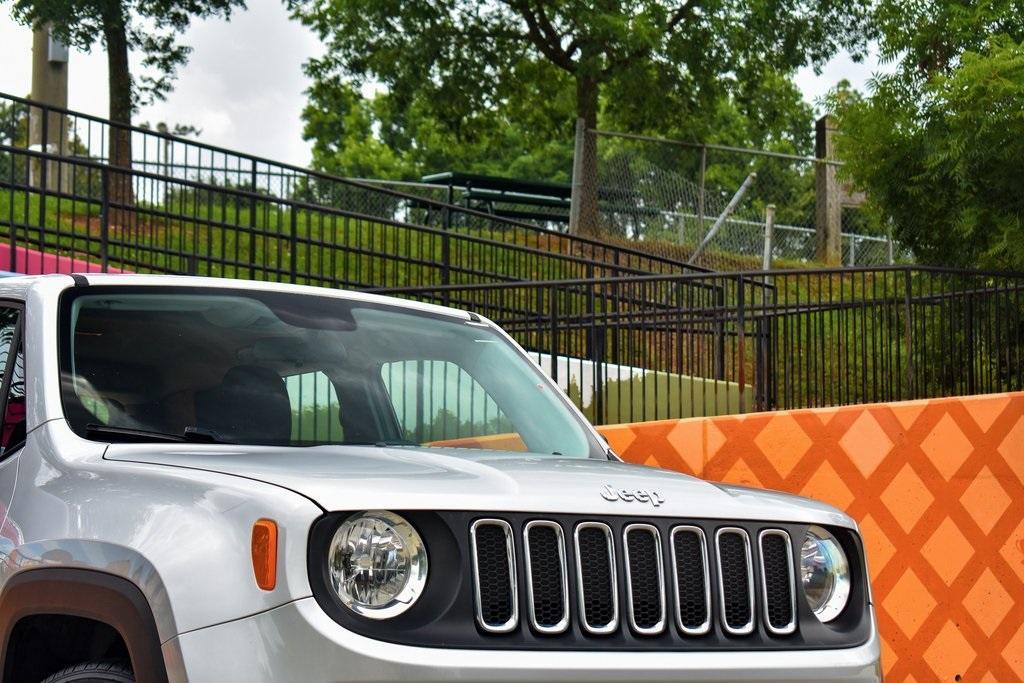 Used 2015 Jeep Renegade Sport | Sandy Springs, GA