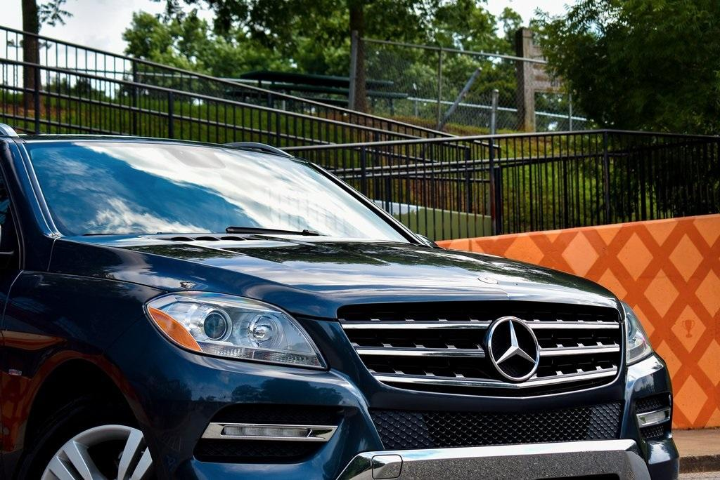 Used 2012 Mercedes-Benz M-Class ML 350 | Sandy Springs, GA
