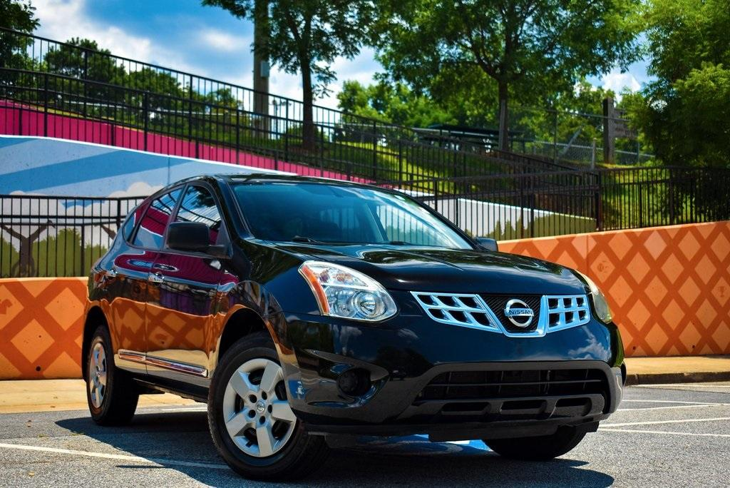 Used 2013 Nissan Rogue S | Sandy Springs, GA