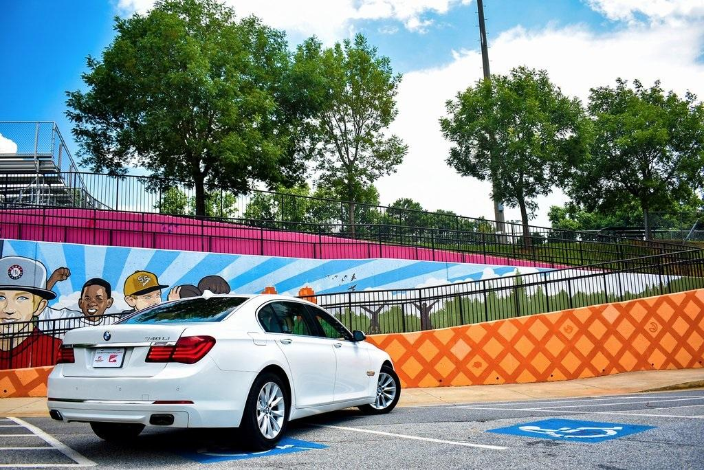 Used 2015 BMW 7 Series 740Li   Sandy Springs, GA