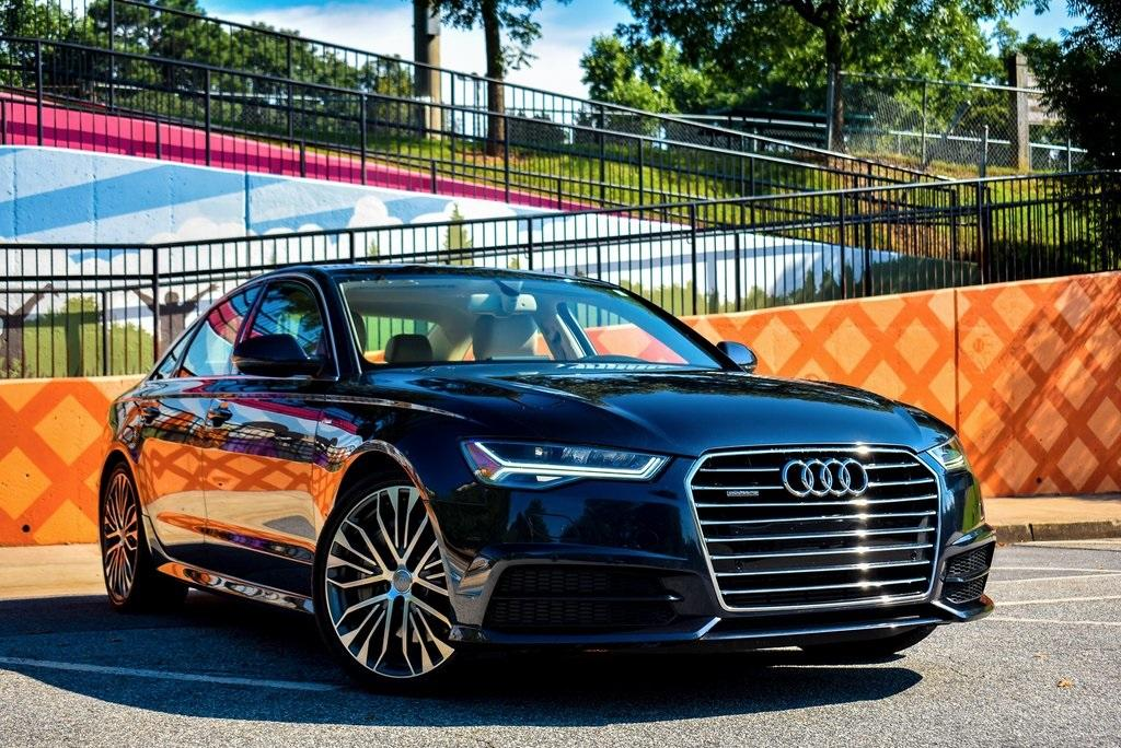 Used 2017 Audi A6 2.0T Premium Plus | Sandy Springs, GA
