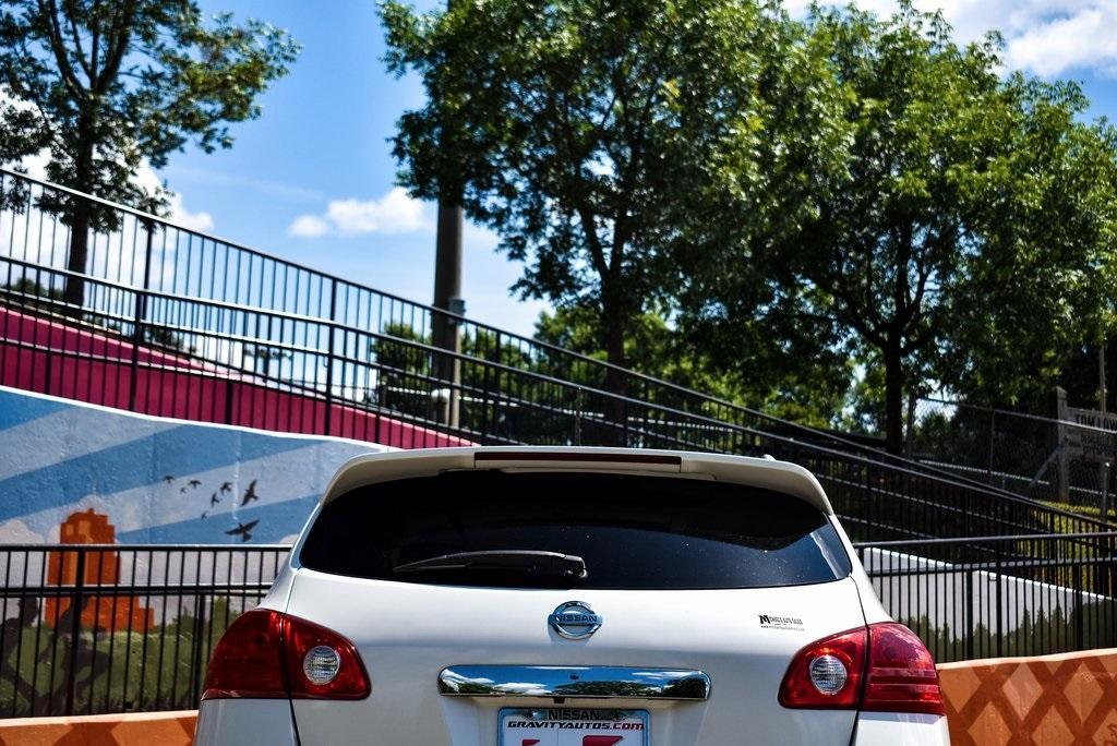 Used 2012 Nissan Rogue SV | Sandy Springs, GA