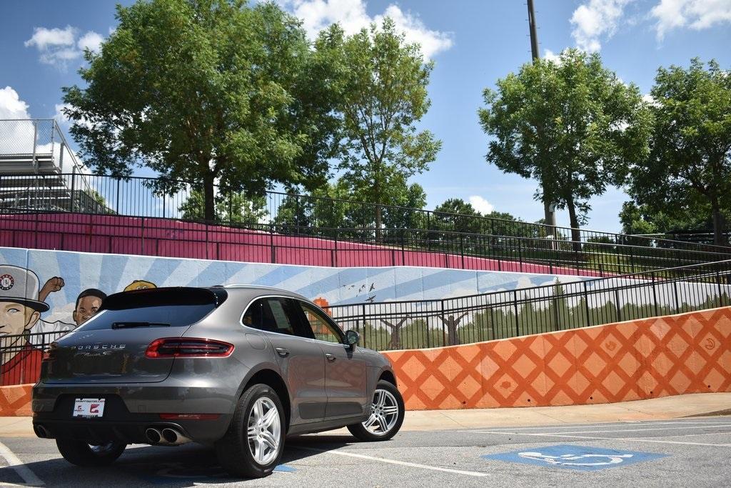 Used 2016 Porsche Macan S | Sandy Springs, GA