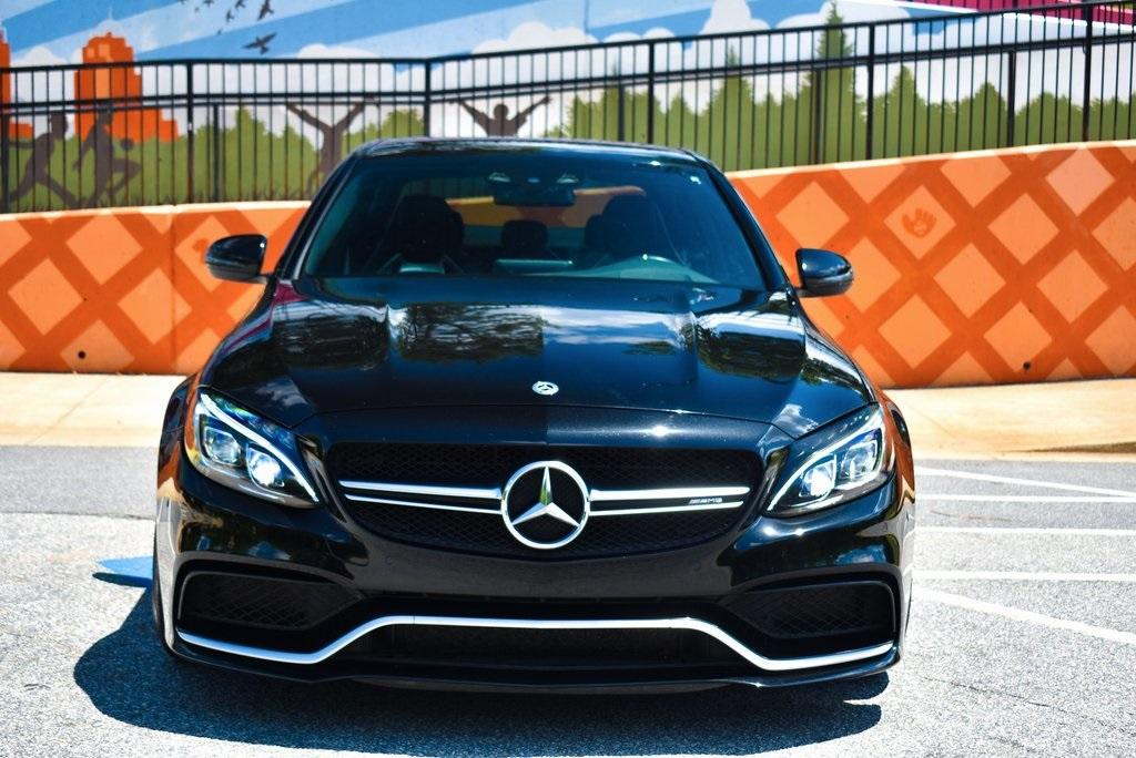 Used 2016 Mercedes-Benz C-Class C 63 S AMG® | Sandy Springs, GA