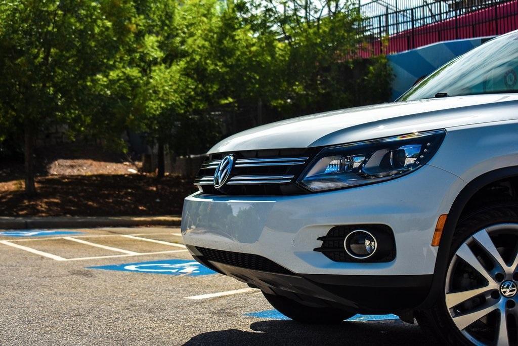 Used 2016 Volkswagen Tiguan SEL | Sandy Springs, GA