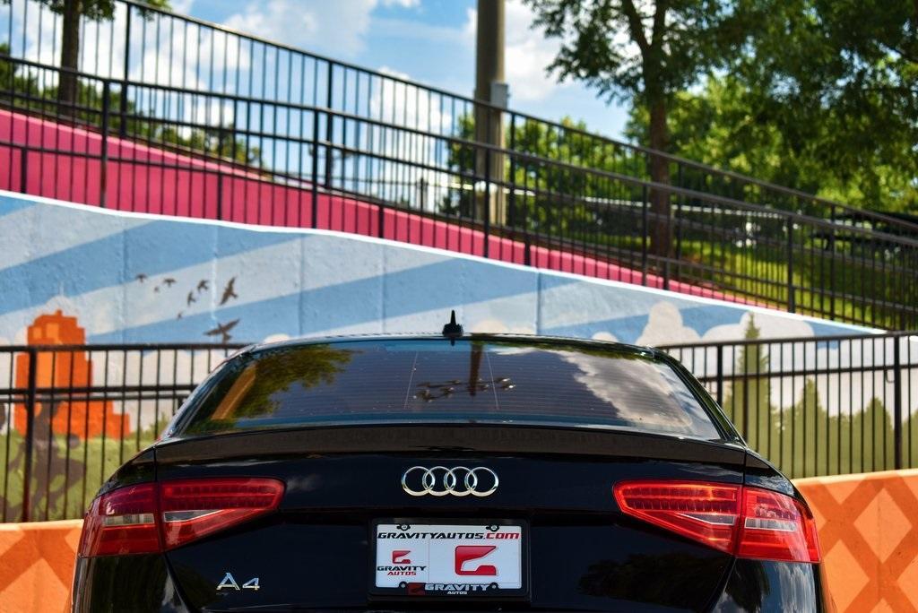 Used 2014 Audi A4 2.0T Premium | Sandy Springs, GA