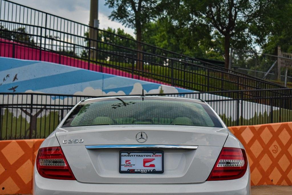 Used 2013 Mercedes-Benz C-Class C 250   Sandy Springs, GA