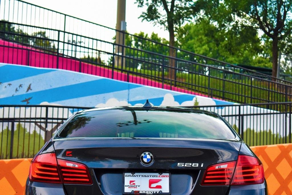 Used 2016 BMW 5 Series 528i | Sandy Springs, GA
