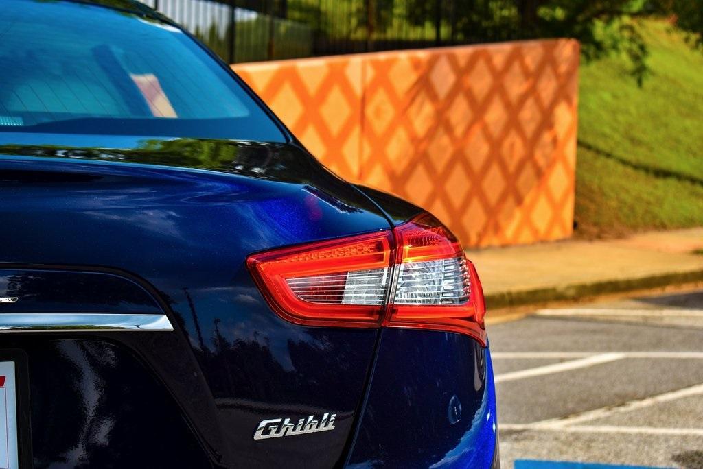 Used 2014 Maserati Ghibli S Q4 | Sandy Springs, GA