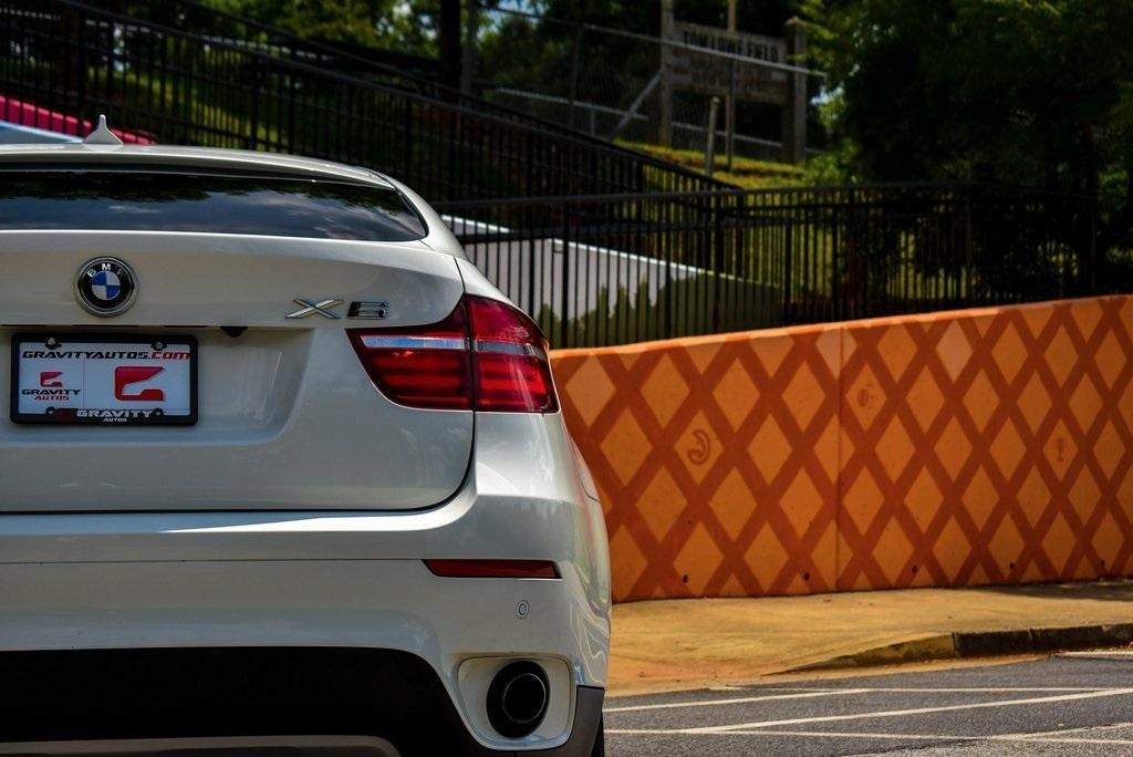 Used 2014 BMW X6 xDrive35i | Sandy Springs, GA