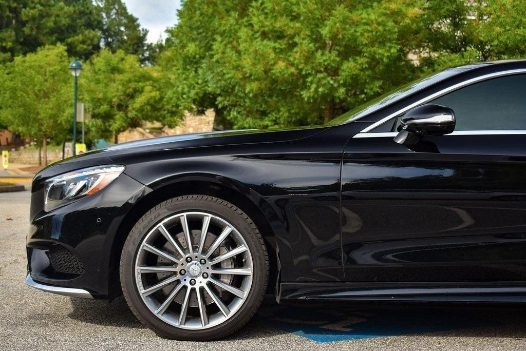 Used 2016 Mercedes-Benz S-Class S 550 | Sandy Springs, GA