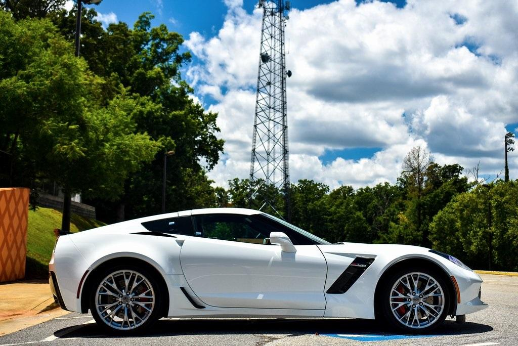 Used 2018 Chevrolet Corvette Z06 | Sandy Springs, GA