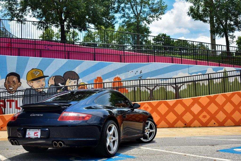 Used 2006 Porsche 911 Carrera | Sandy Springs, GA
