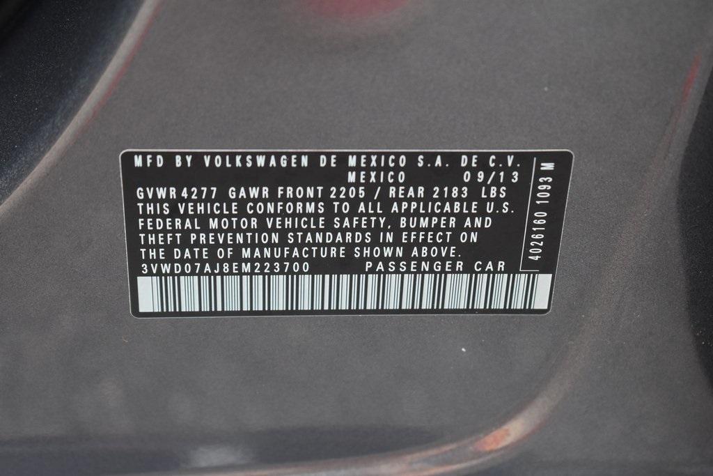 Used 2014 Volkswagen Jetta 1.8T SE | Sandy Springs, GA