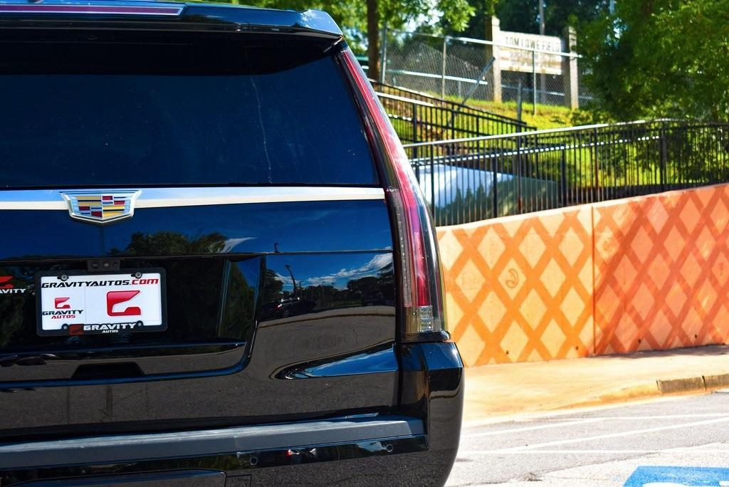 Used 2019 Cadillac Escalade ESV Luxury | Sandy Springs, GA