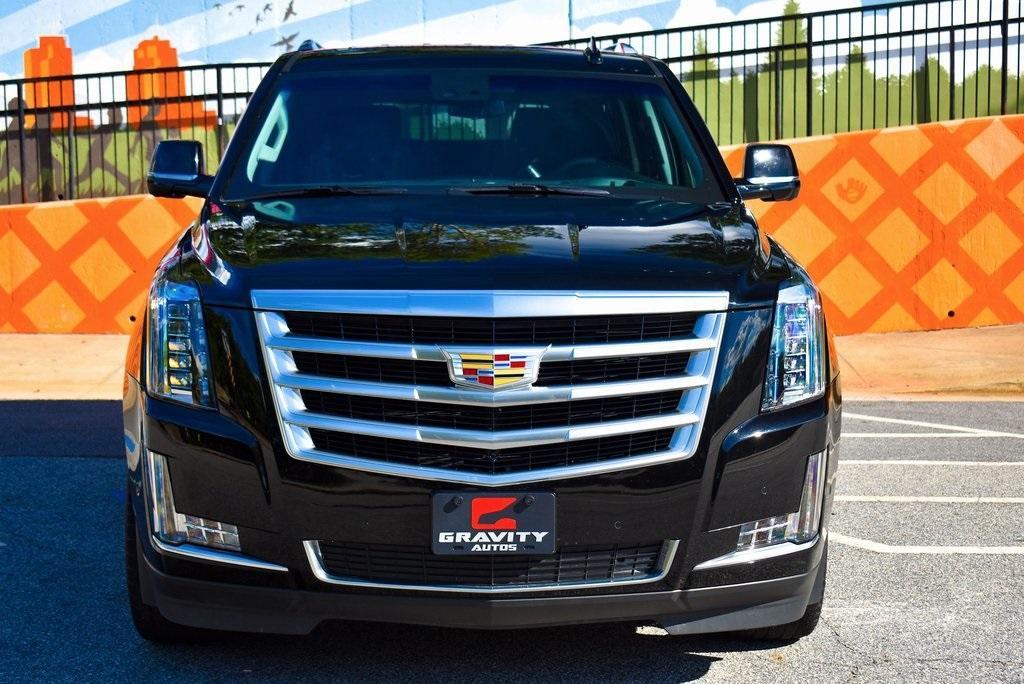 Used 2019 Cadillac Escalade ESV Luxury   Sandy Springs, GA