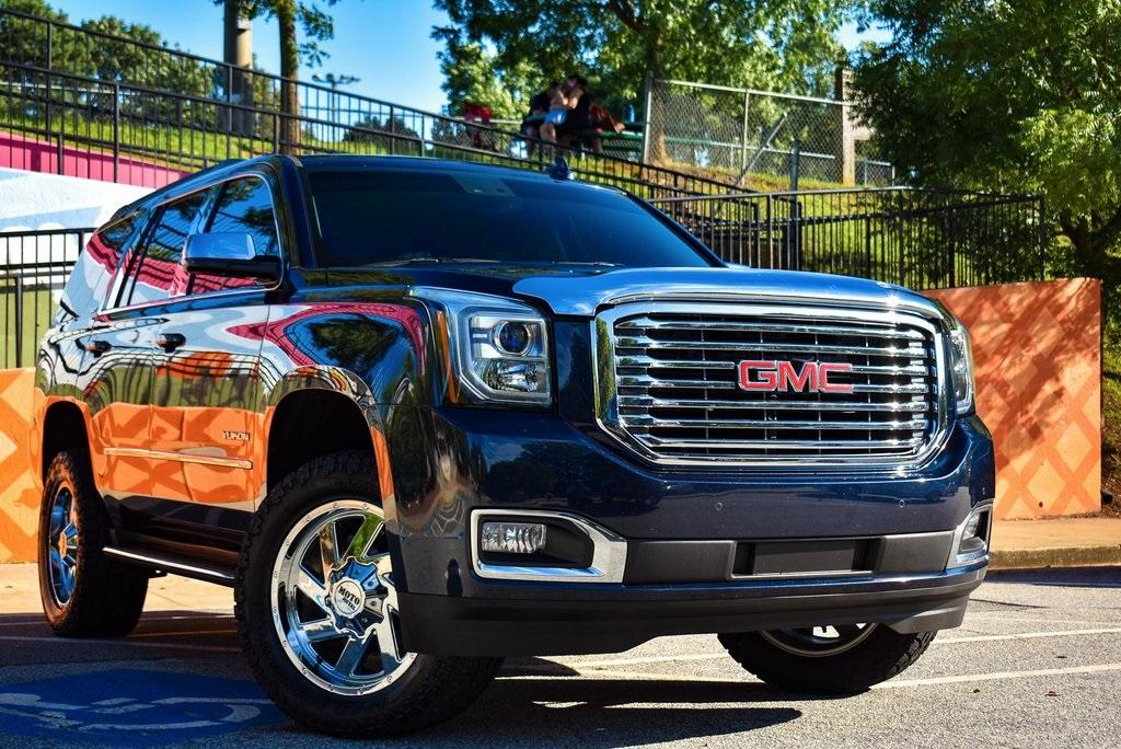 Used 2017 GMC Yukon SLT | Sandy Springs, GA