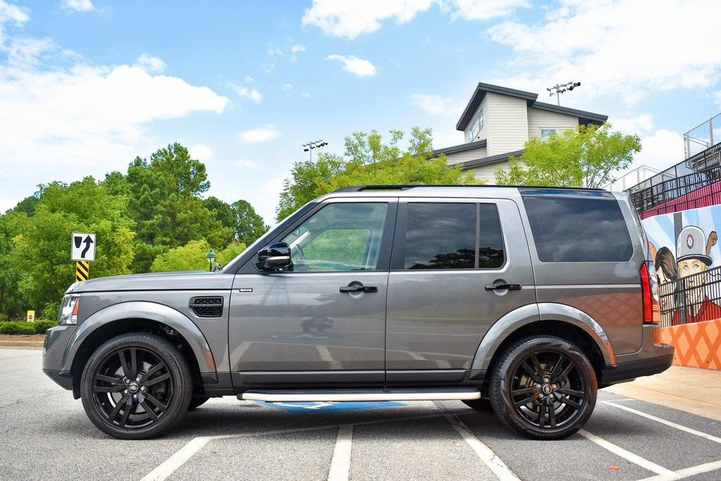 Used 2015 Land Rover LR4 Base | Sandy Springs, GA