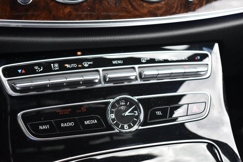 Used 2017 Mercedes-Benz E-Class E 300   Sandy Springs, GA