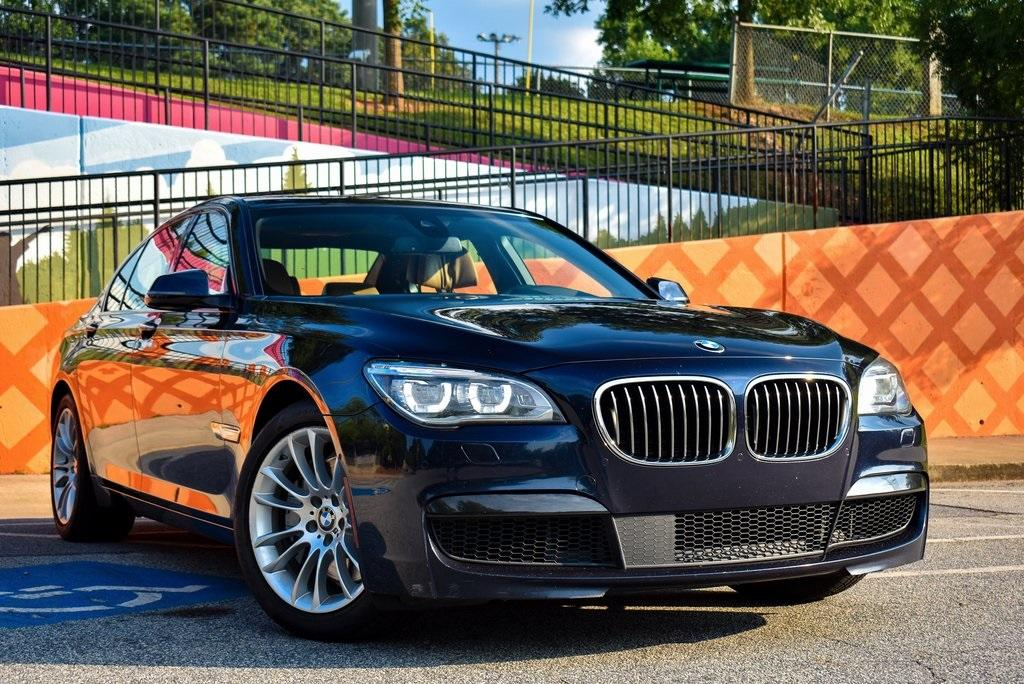 Used 2015 BMW 7 Series 750i | Sandy Springs, GA