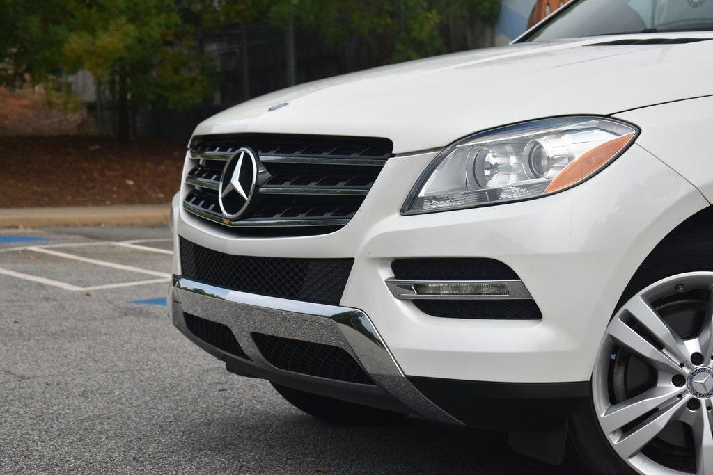 Used 2014 Mercedes-Benz M-Class ML 350 | Sandy Springs, GA