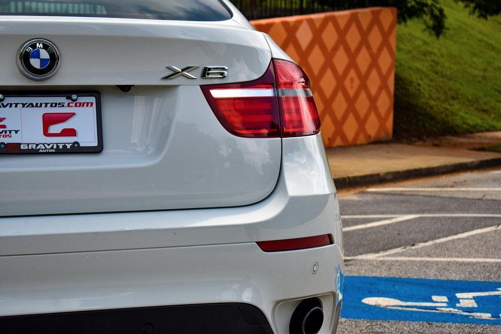 Used 2014 BMW X6 xDrive35i | Sandy Springs, GA