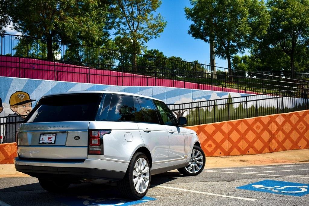 Used 2014 Land Rover Range Rover 5.0L V8 Supercharged | Sandy Springs, GA