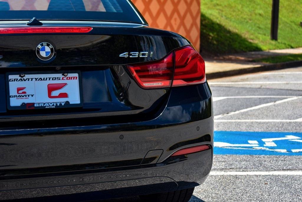 Used 2018 BMW 4 Series 430i xDrive | Sandy Springs, GA