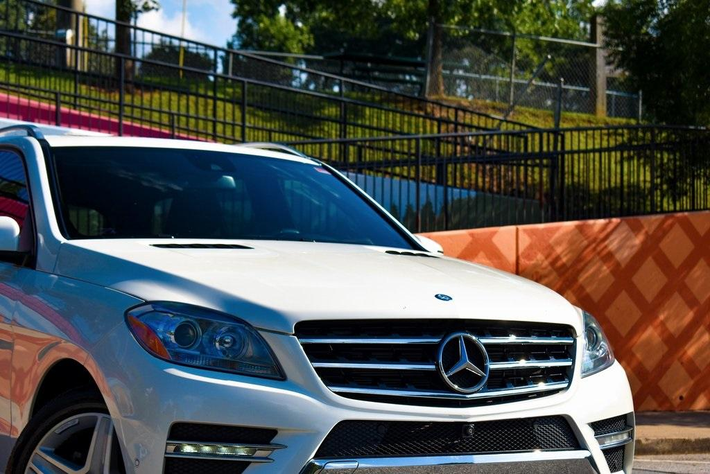 Used 2015 Mercedes-Benz M-Class ML 400 | Sandy Springs, GA