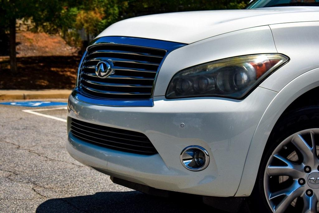 Gravity Autos Roswell >> 2013 INFINITI QX56 Base Stock # 530474 for sale near Sandy Springs, GA | GA INFINITI Dealer