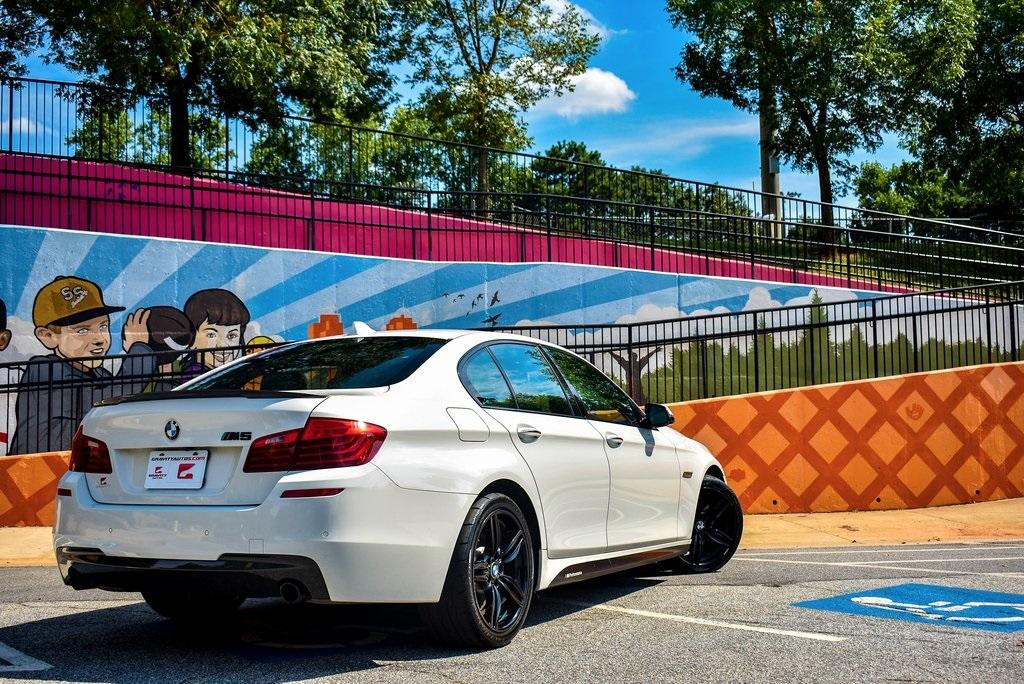 Used 2016 BMW 5 Series 535i | Sandy Springs, GA