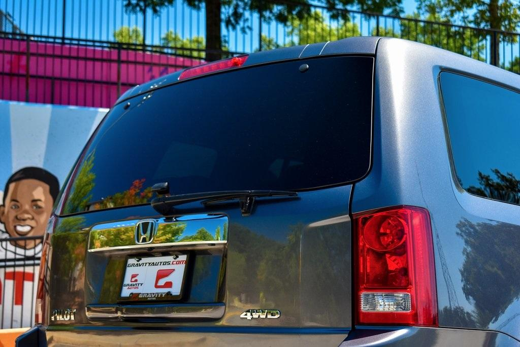 Used 2014 Honda Pilot EX-L | Sandy Springs, GA